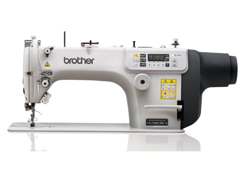 Máquina industrial Brother S-7100